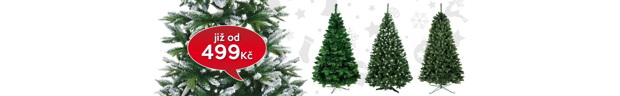 Vánoční umělé stromky
