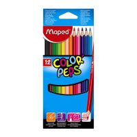 "Pastelky MAPED ""COLOR'PEPS"" 12 ks"