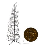 Stromek - svítící 360 LED teplá bílá