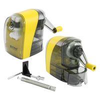 Ořezávátko stolní - mechanické, žluté