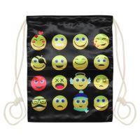 Vrecko na prezuvky - Emoticons