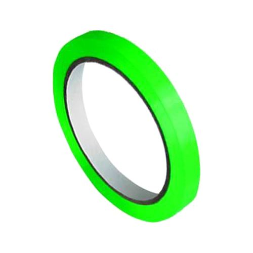 Lepicí páska zelená 9 mm x 66 m