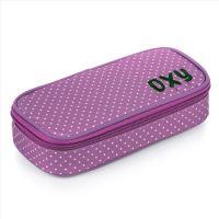 Pouzdro - etue Komfort OXY Violet Dots