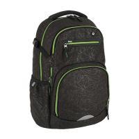 Studentský batoh STINGER 11, černý