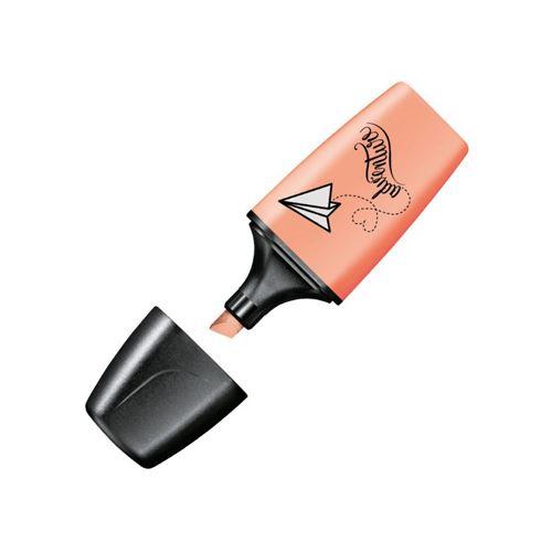 Zvýrazňovač STABILO BOSS MINI Pastel oranžový