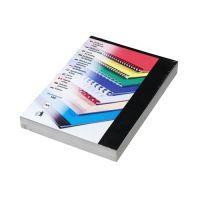 Kartonové desky CHROMOLUX A4 černé