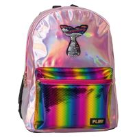 Školní batoh POP Fashion, Rainbow Mermaid