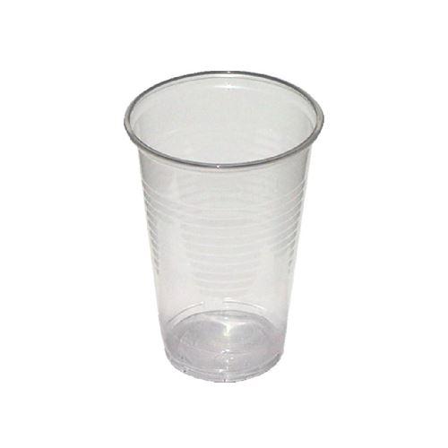 Pohár průhledný 0,3 l (PP), 100 ks