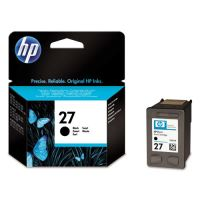 Atrament HP original C8727AE, No.27, black