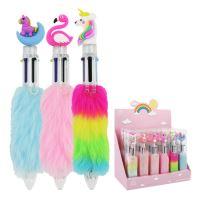 Pero kuličkové 6-barevné, plastové