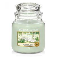 Svíčka Yankee Candle - Afternoon Escape, střední