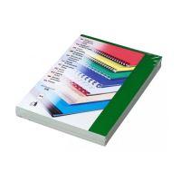 Kartonové desky CHROMOLUX A4 zelené