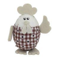 Vajíčko-kohout, barva hnědá
