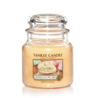 Svíčka Yankee Candle - Vanilla Cupcake, střední