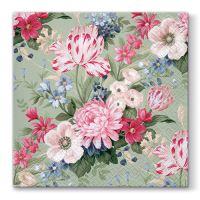 Obrousky PAW L 33X33cm Calm Flowers