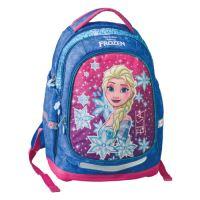 Školní batoh Smart Light Frozen, Blue kingdom