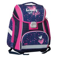 Školní batoh Logic Play, Beauty and Style