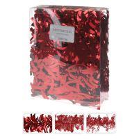 Girlanda - různé druhy / červená 3 m, 1ks