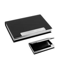 Vizitkář M&G černo-stříbrný
