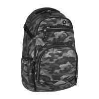 Studentský batoh STINGER 10, šedý