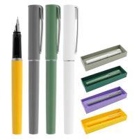 Pero bombičkové M&G kovové, mix barev/v krabičce