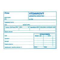 Výdajový pokl.. doklad s DPH A6 (51)