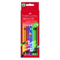 Pastelky Faber-Castell set 10 barev