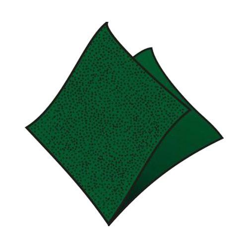 Ubrousky 33 x 33 cm tm. zelené 100 ks