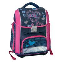 Školní taška Logic Play, Love