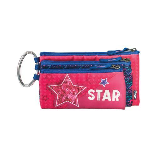 Pouzdro na pera XL3, Pink Star
