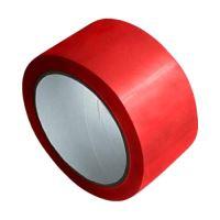 Lepící páska červená 48 mm x 66 m