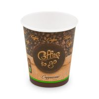 """Pohár papírový """"Coffee to go"""" 280 ml XS (50 ks)"""