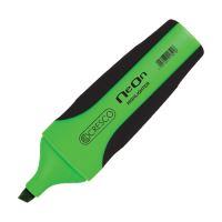 Zvýrazňovač CRESCO NEON - zelený
