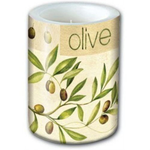 Svíčka Lampion Olive Garden