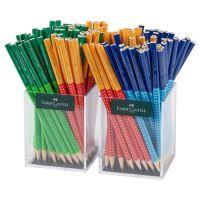 Grafitová ceruzka Grip 2001/ B zelená/bledo zelená