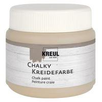 KR Kriedová akrylová farba 150 ml, Cream Cashmere