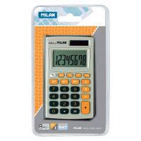 Kalkulačka MILAN 8-místní 150208 oranžová