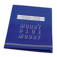 Uhlový papier A4, modrý 100 listov