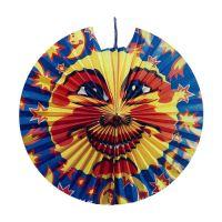Lampion Slunce a hvězdy 45 cm
