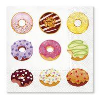 Ubrousky TaT 33x33cm Tasty Donuts