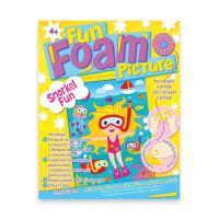Pěnová dekorace Fun Foam Picture