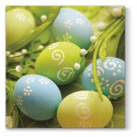 Ubrousky TaT 33x33cm Spring Eggs
