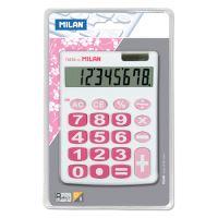 Kalkulačka MILAN stolní 8-místní 151708 bílá