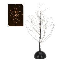 Stromek - svítící 112 LED teplá bílá, 35 cm