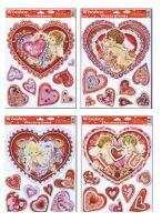 Adhézní nálepka  Valentín STVGr-1002 ABCD