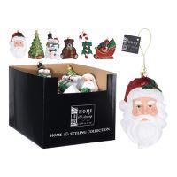 Figurka závěsná - Různé vánoční figurky 14 cm, mix / 1ks