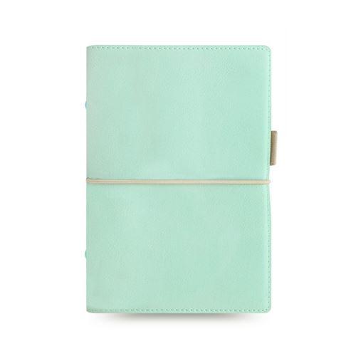 Diář Filofax Domino Soft - pastelově zelený, osobní