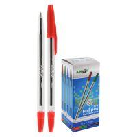 Pero kuličkové Classic červená 916