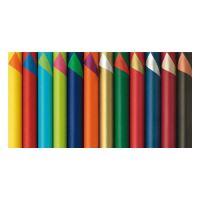 Papier darčekový (2 m) 200 x 70 cm, v rolke Color obojstranný