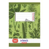 Sešit čtverečkovaný 565 (A6) / 60 listů